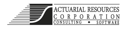 Actuarial Resources Corporation